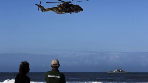 Praticante de parapente cai ao mar na Madeira e é resgatado com ferimentos ligeiros