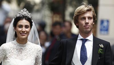 O casamento (e o vestido) de sonho de Alessandra de Osma e Christian de Hannover