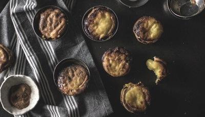 Pastéis de Nata caseiros explicados pelo Chef