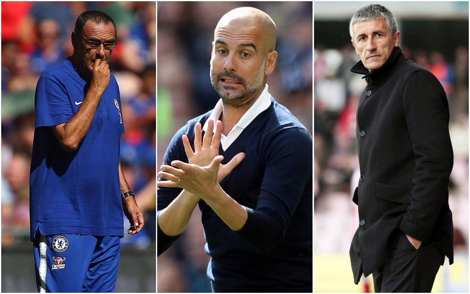 O futebol para lá do resultado (ou como Guardiola, Sarri e Setién nos encantaram em 2018. Ah, e Paulo Fonseca)