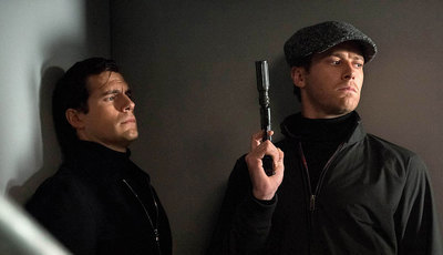 Estes espiões arrasaram no cinema