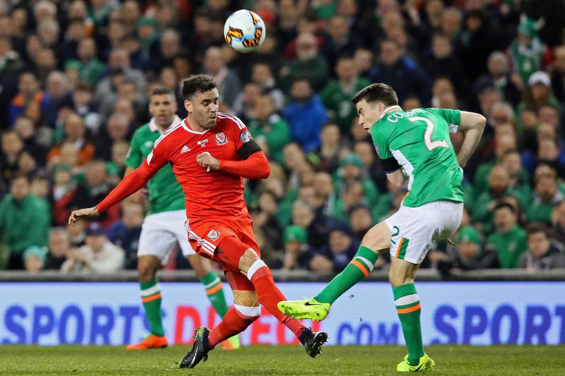 Rep. Irlanda e País de Gales unidos no lamento pela lesão de Coleman