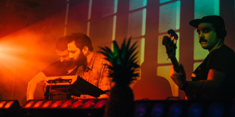Moullinex, Sean Riley e Whales atuam em festival em Paris