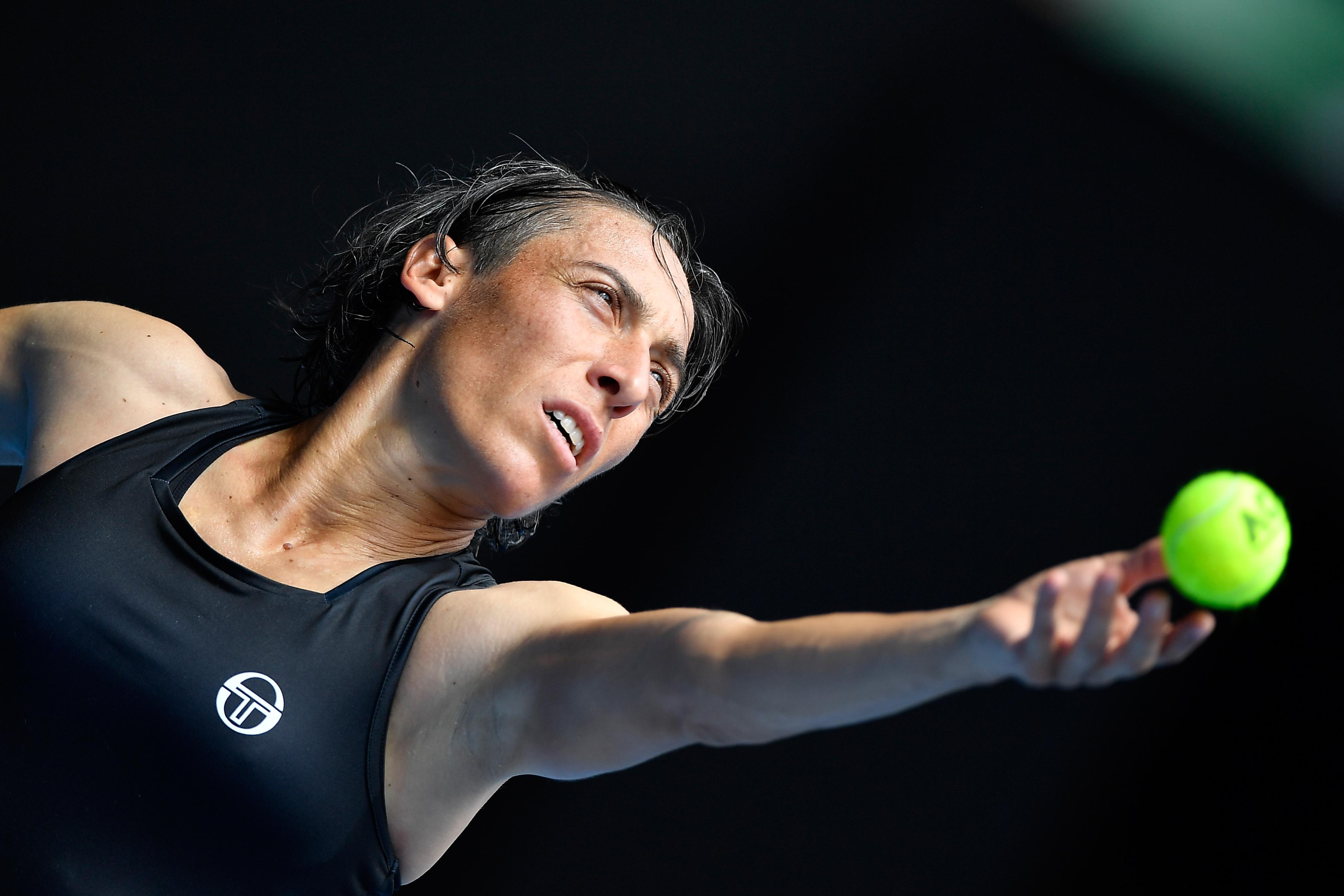 """A batalha foi dura mas continuo a respirar"". Ex-tenista Francesca Schiavone revela ter vencido o cancro"