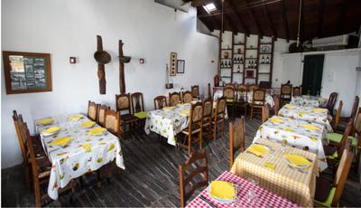 Restaurante Chão do Prado, em Bucelas: Refeição no campo