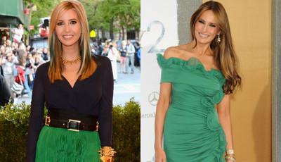 Ivanka ou Melania, qual vai ser a primeira-dama mais 'fashion'?