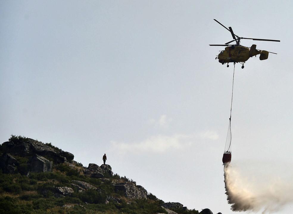 É desejável que os helicópteros Kamov integrem o dispositivo quanto antes, diz Proteção Civil