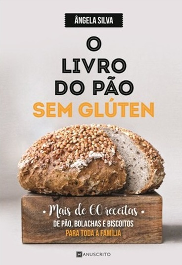 """Ganhe """"O Livro do Pão sem Glúten"""""""