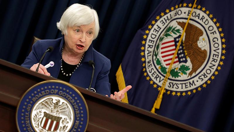 Casa Branca confirma que Yellen continua na corrida para liderar a Fed