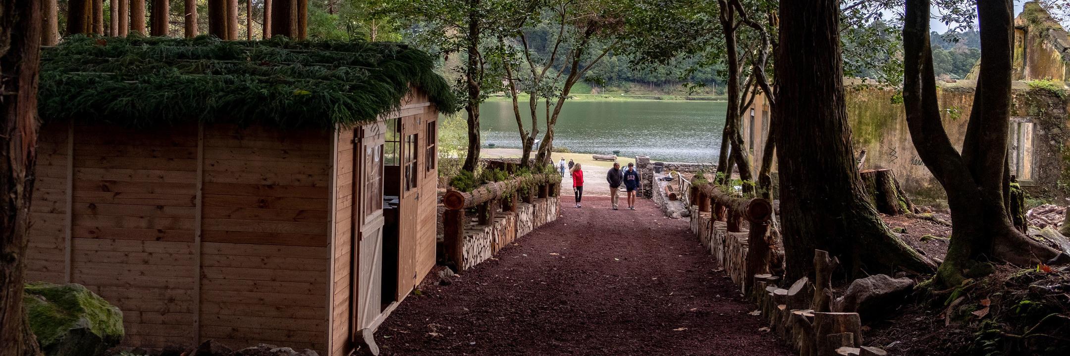 """""""Natureza intocável"""". Parque da Grená quer afirmar-se como um novo ponto de interesse da ilha de São Miguel"""