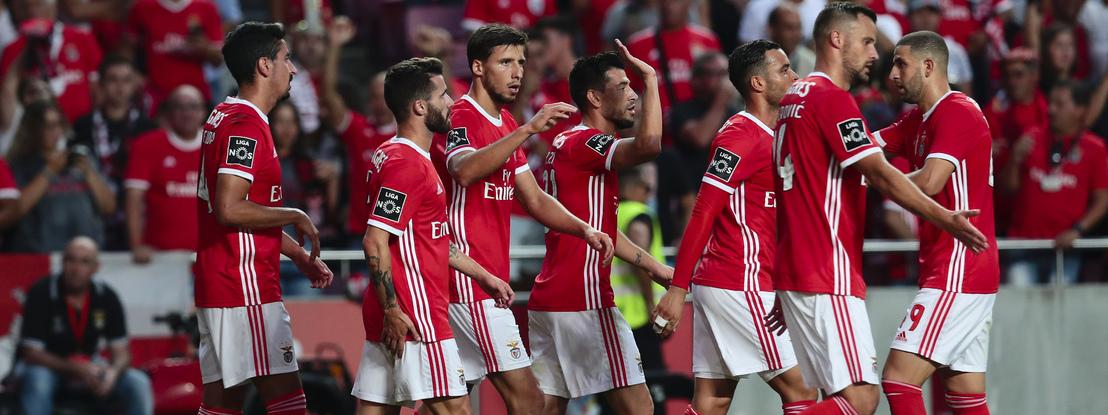 Benfica em estreia na 'Champions' com alemães do Leipzig