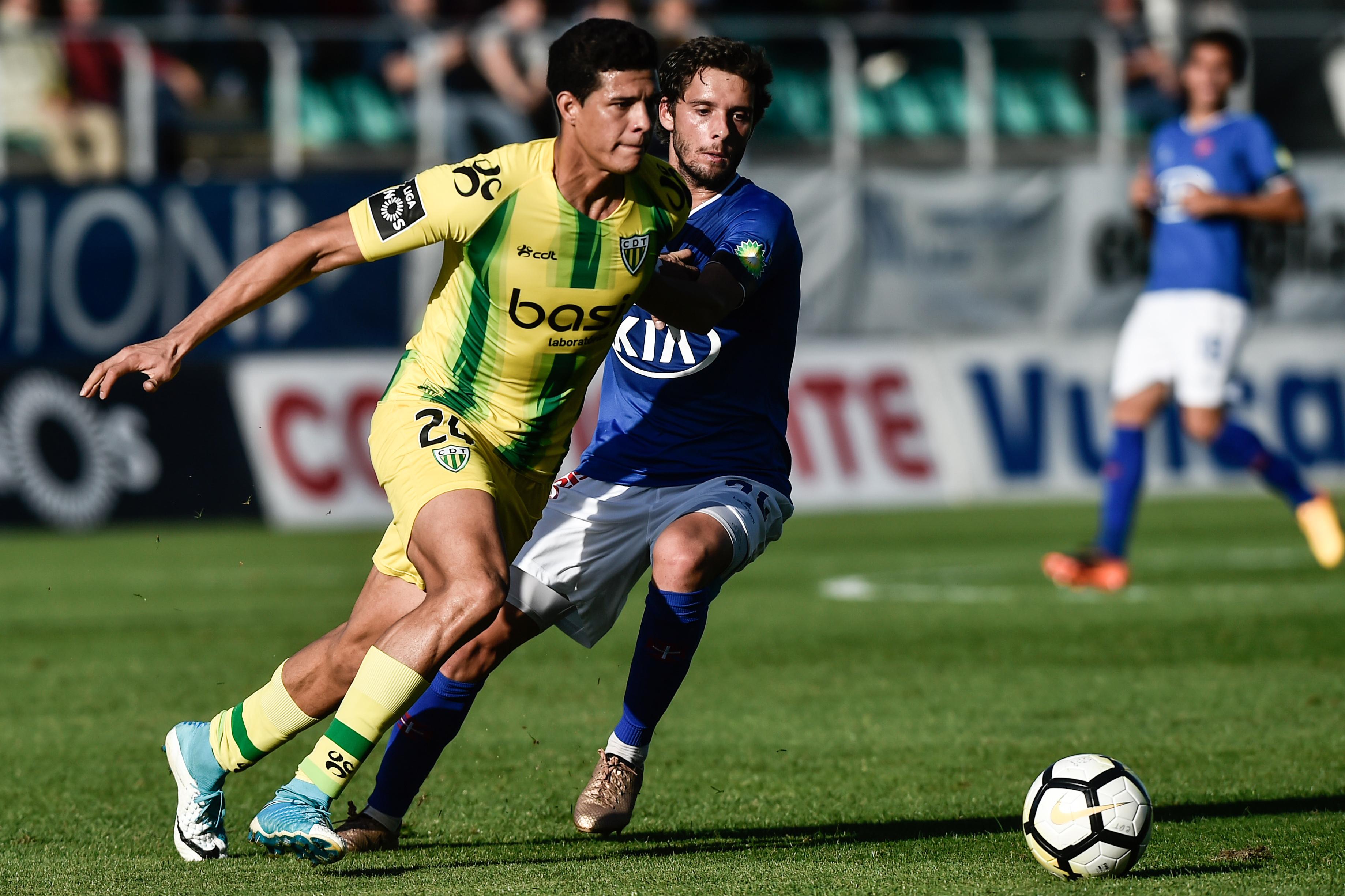 Tondela soma segunda vitória na I Liga, ao bater Belenenses