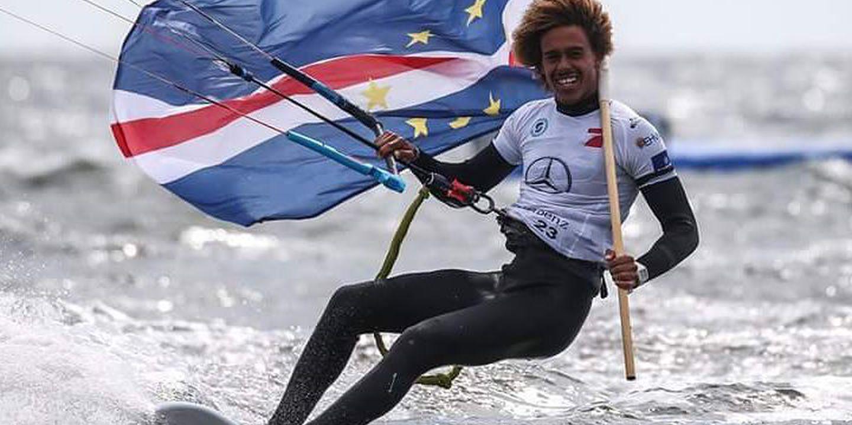 Kitesurf: Cabo-verdiano Matchú Lopes vence na Alemanha e fica perto de revalidar título mundial