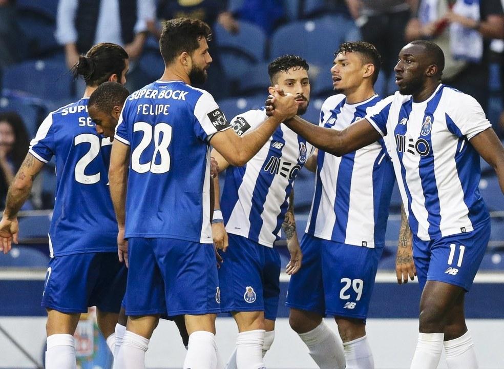 Sem espinhas. FC Porto de regresso ao topo da Liga