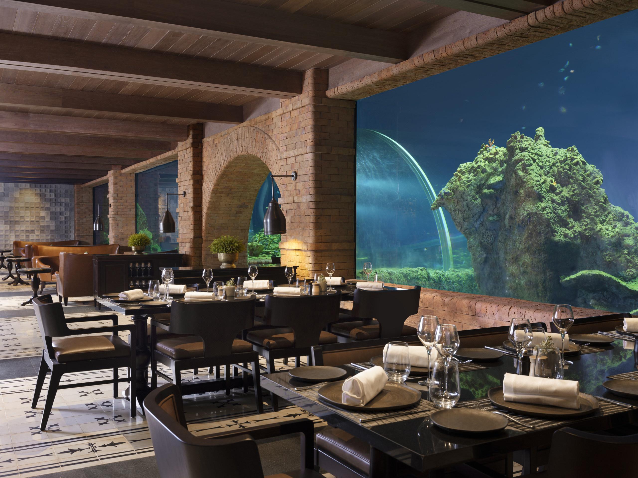 Bali apresenta o seu primeiro restaurante subaquático