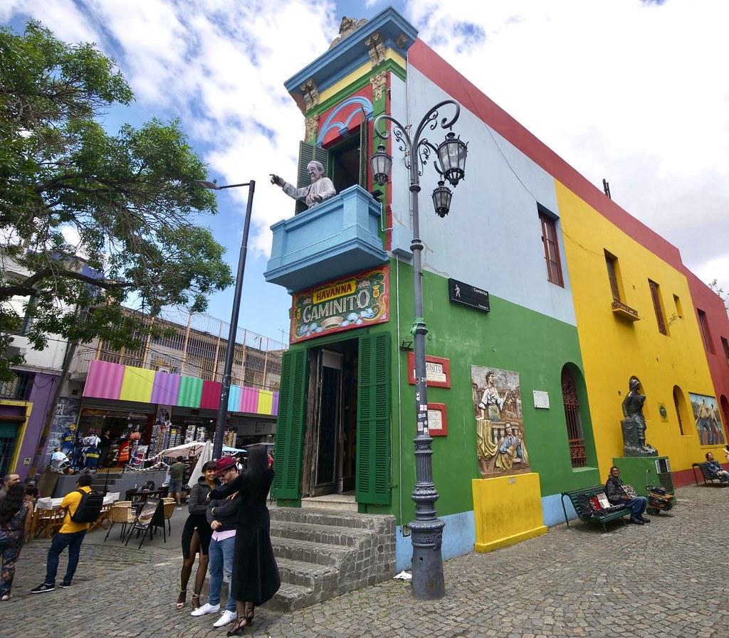 La Boca: cultura, arte, tango e futebol. Tudo concentrado num bairro de Buenos Aires