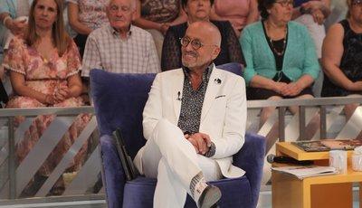 Manuel Luís Goucha surpreendido em direto com pedido de casamento