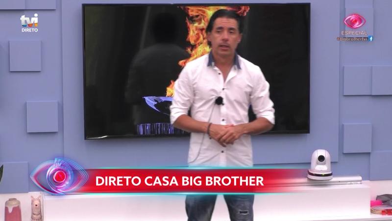 """Concorrente do """"Big Brother"""" expulso por comportamento violento. """"Não há margem para outra decisão"""", diz TVI"""
