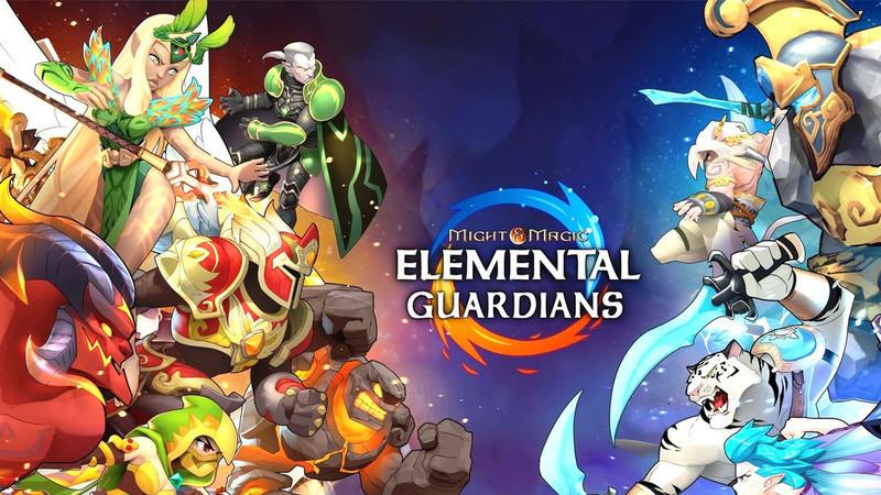 M&M: Elemental Guardians é uma aventura inspirada em fantasia medieval