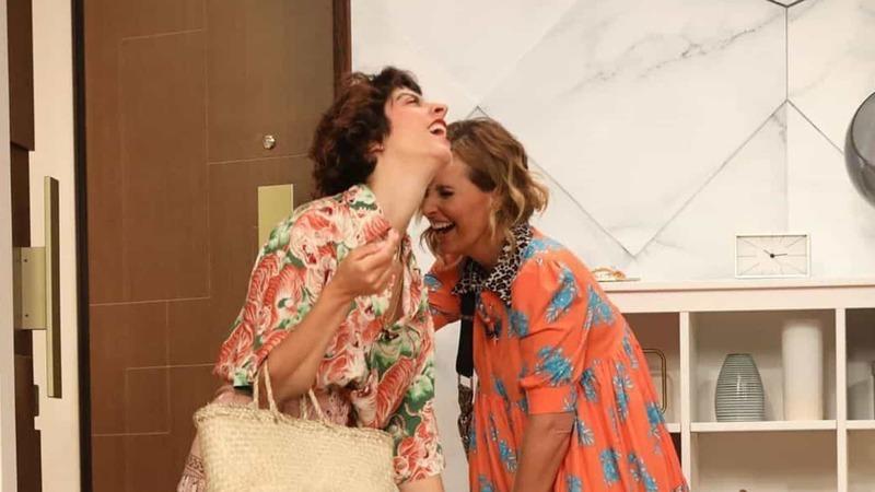 Vivam os padrões! Cristina Ferreira e Joana Barrios brilham com tendência
