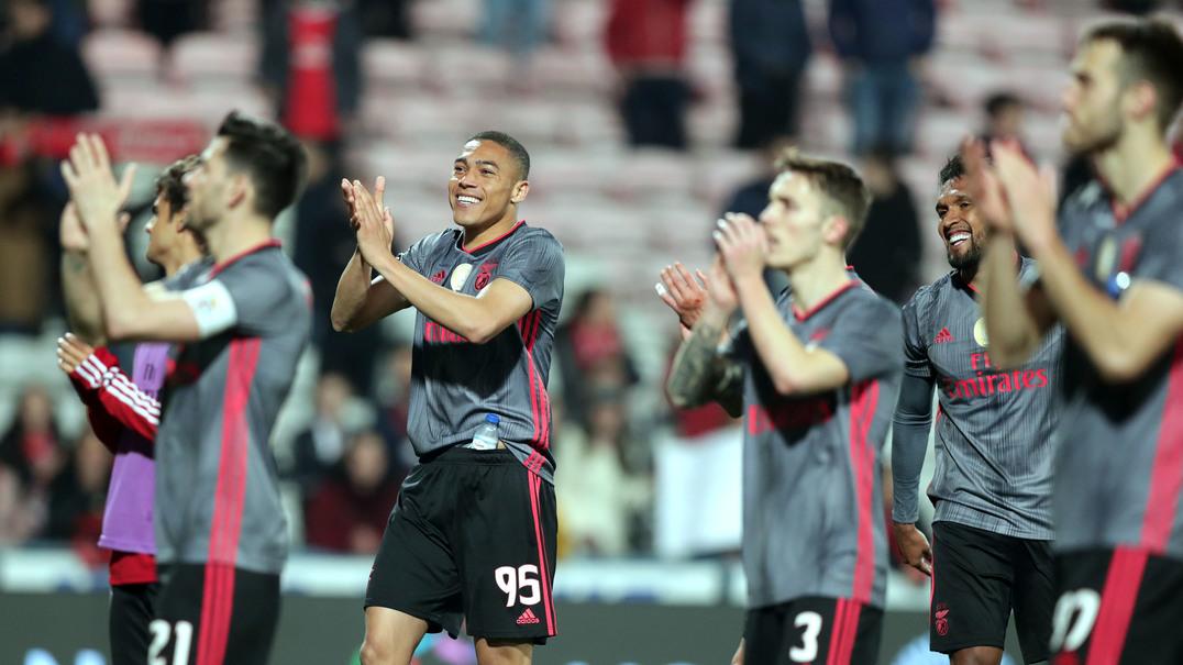 Liga: Veja o resumo do jogo Gil Vicente FC 0-1 SL Benfica