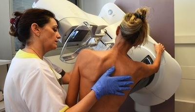 Escolha não substituir a mamografia de rastreio pela ecografia mamária