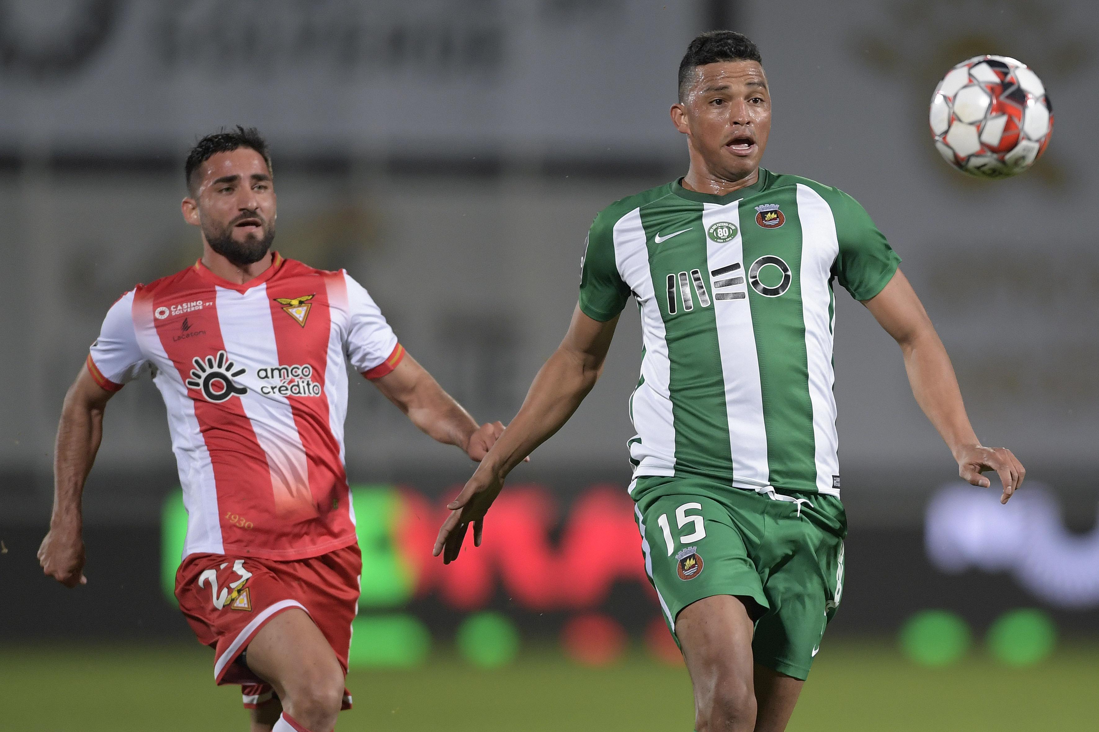 Rio Ave assegura defesa Aderllan Santos por duas temporadas