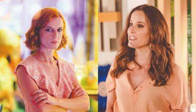 Esta semana em 'Na Corda Bamba': Sara e Olívia tornam-se aliadas