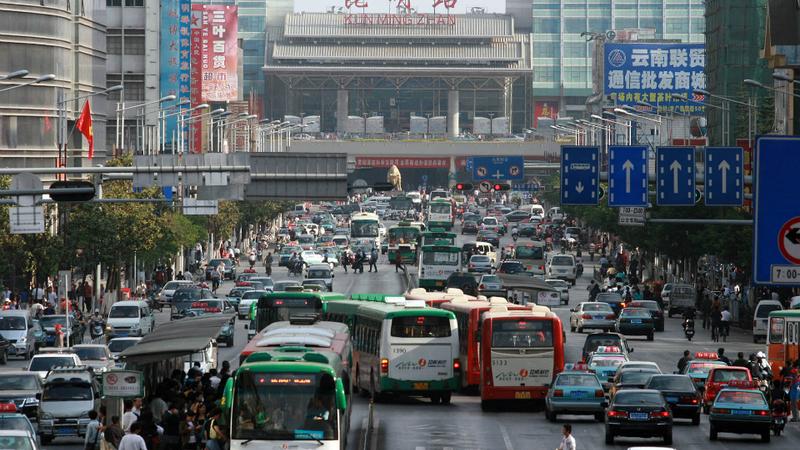 Desaceleração do crescimento económico chinês assusta Wall Street