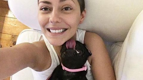 Sofia Ribeiro 'emociona' os fãs com mensagem de esperança