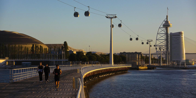 Expo98: Marina e o teleférico do Parque das Nações passam para o Estado