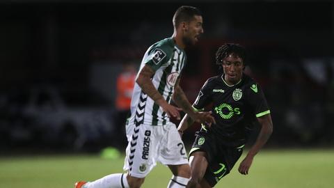 """Nuno Pinto: """"Não merecíamos este resultado"""""""