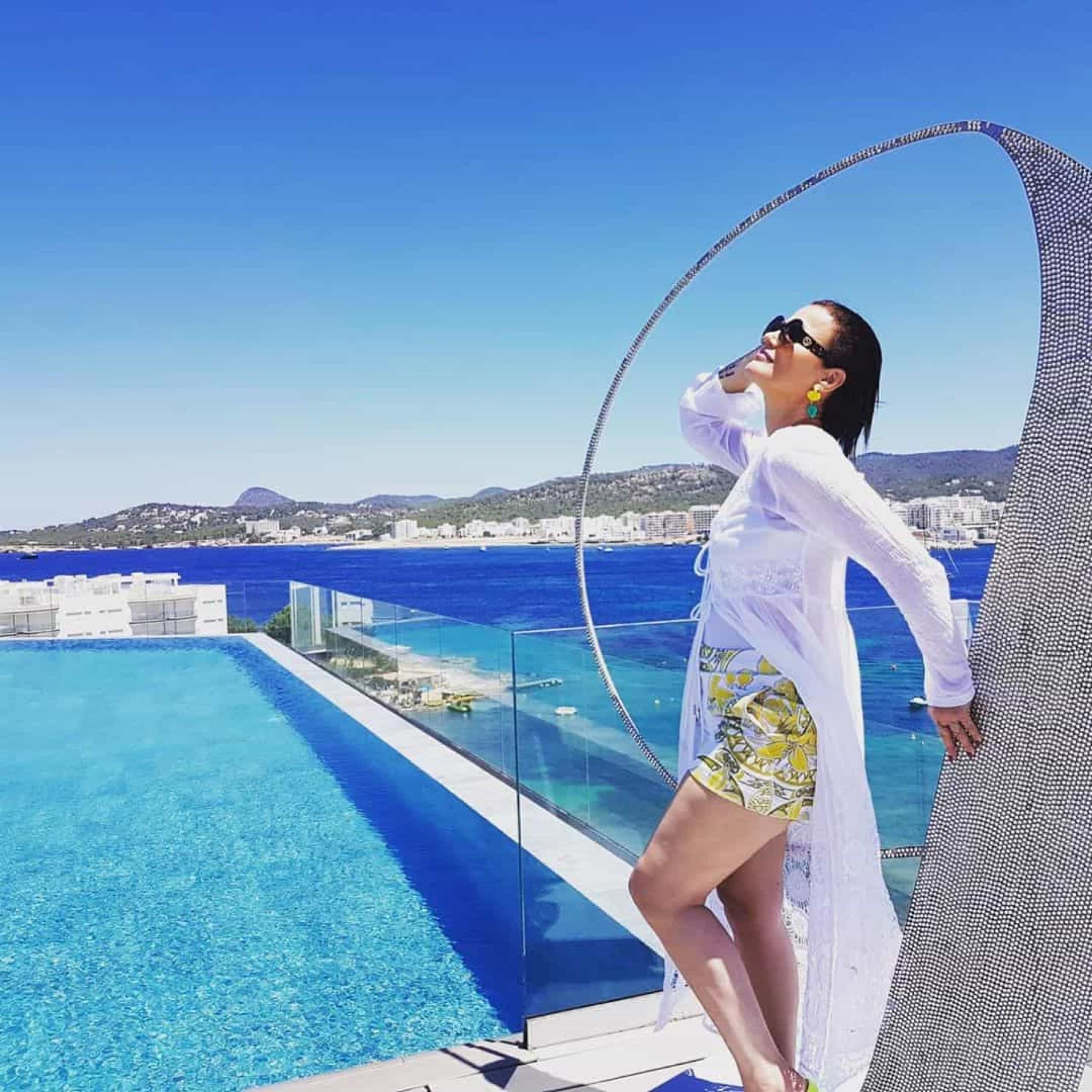 "Elma Aveiro no Ibiza Fashion Festival: ""Inesquecível"""