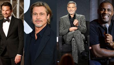 """Estes são os """"homens mais sexy do mundo"""" dos últimos 34 anos"""