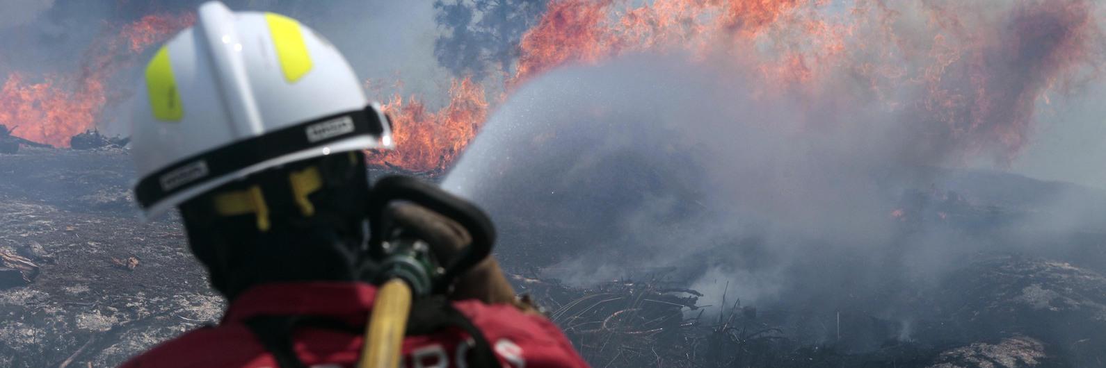 """Incêndios: Falhas no SIRESP """"são pontuais"""" e """"não se prolongam no tempo"""", garante ANPC"""