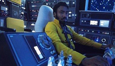 """""""Star Wars"""": Lando Calrissian tem opções sexuais mais abrangentes"""