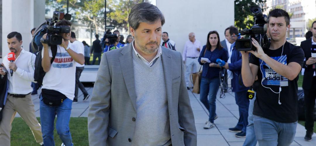 """Ministério Público acusa Bruno de Carvalho de conhecer e incentivar ataque a Alcochete: """"Manifestava sentimentos de desprezo contra todos os jogadores"""""""