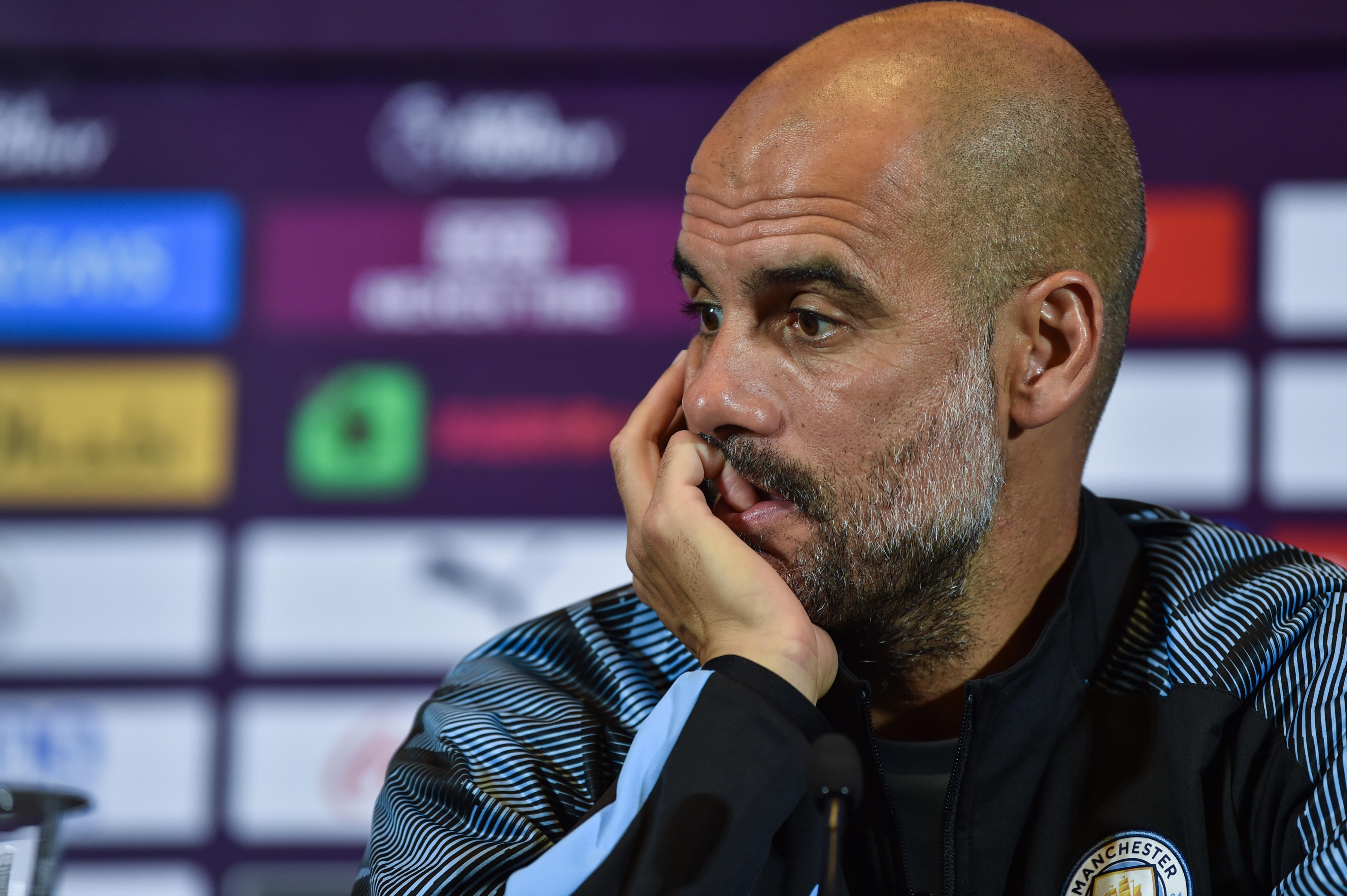 Guardiola nega ter uma cláusula de rescisão no contrato com o Manchester City