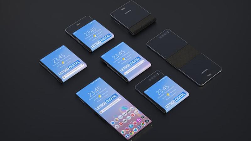 Samsung prepara um sucessor para o Galaxy Fold