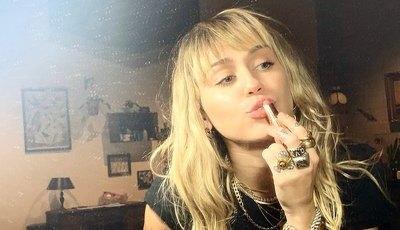 As rotinas de Beleza de Miley Cyrus