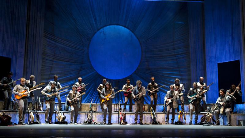 De Bach aos Queen: espetáculo de orquestra de guitarras elétricas chega a Portugal em 2019