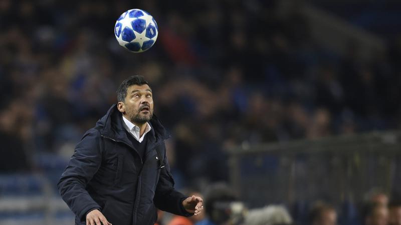 FC Porto 2-2 Moreirense: Golaço de Iago dá novo empate no Dragão antes das equipas irem para intervalo
