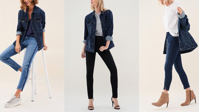 Participe neste quizz e saiba qual o modelo de jeans perfeito para si