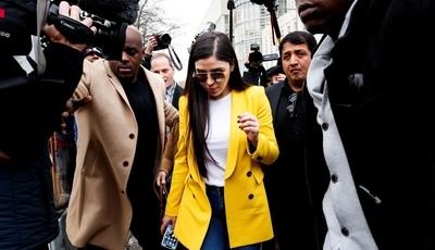 """Cartel Crew"": mulher do narcotraficante 'El Chapo' vai participar na série da VH1"