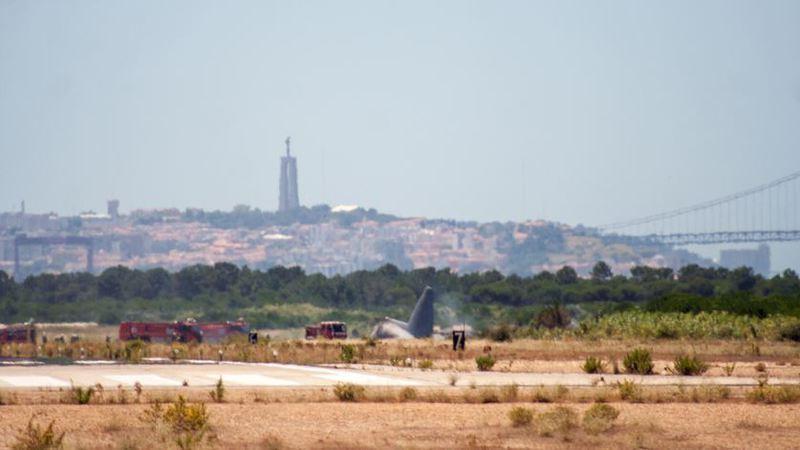 Execução deficiente e inexperiência na origem de acidente com C-130 da Força Aérea