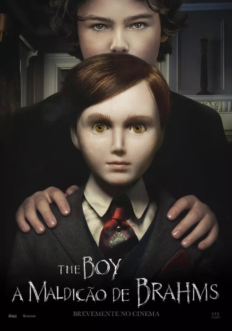 """""""The Boy - A Maldição de Brahms"""": ganhe convites para as antestreias"""
