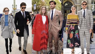 Olivia Palermo e Johannes Huebl: o 'casal-sensação' que dita tendências