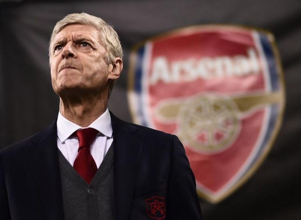 Wenger terá sido forçado a sair do Arsenal