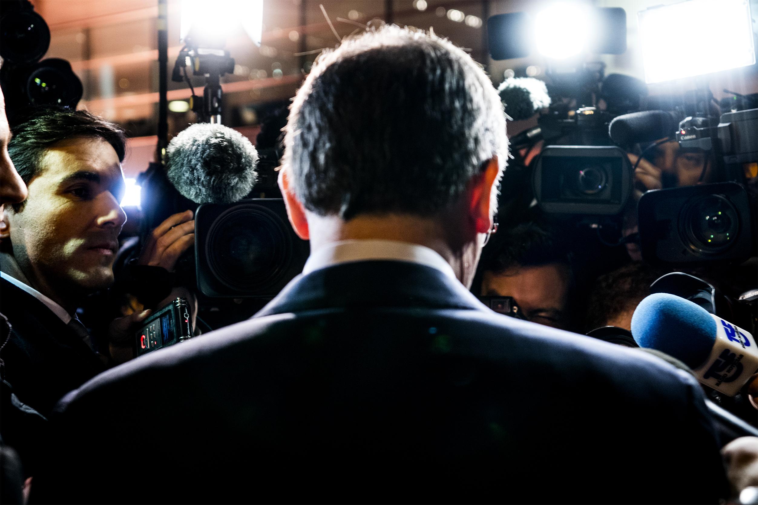 Sindicato de Jornalistas acusa organização do Congresso do PSD de desrespeitar fotojornalistas