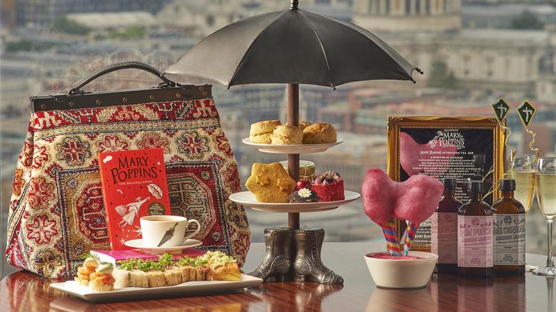 Tenha uma experiência Mary Poppins em Londres